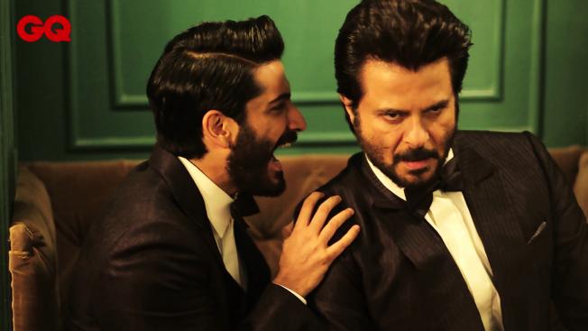 Anil Kapoor & Harshvardhan Kapoor | June 2017