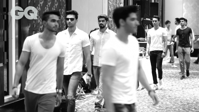How to Survive a GQ Casting | GQ Fashion Nights 2016