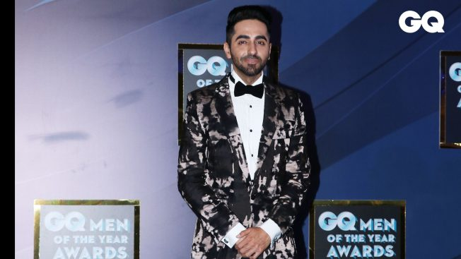 GQ Exclusive - At the 2019 GQ Awards Ayushmann Khurrana tells us what he wants to do during his time away from Bollywood